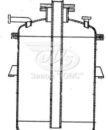 Мерники с трубой передавливания