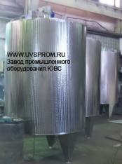 Резервуар для молочных продуктов