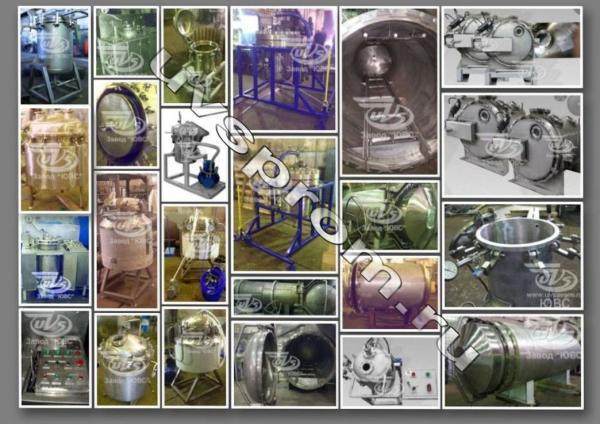 avtoklav UVS plant