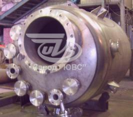 Реактор нержавеющий