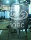 Резервуар вертикальный со змеевиком охлаждения РВО-10,0.2.Т.К.0.3.Р ПС