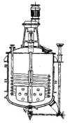 Реакторы промышленные для производства лакокрасочной продукции