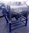 Реактор смеситель кислотостойкий с мешалкой и рубашкой