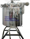 Вакуумный реактор с мешалкой