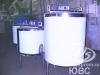 Резервуар вертикальный с подогревом электричеством РВПЭ - 0,6.3.Т.К.5.0.Я