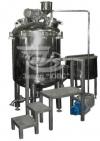 Реакторы для производства шампуней, гелей, жидких моющих средств.