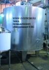 Охладитель молока РВО-5-2Т.К.0.3.Р со змеевиком