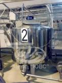 Резервуар охладитель для сметаны