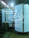 Резервуар для перемешивания и накопления