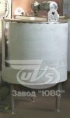 Резервуар вертикальный РВО-0,5-2Т.К.0.5.Р